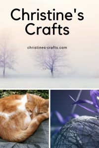 christine's craft blog