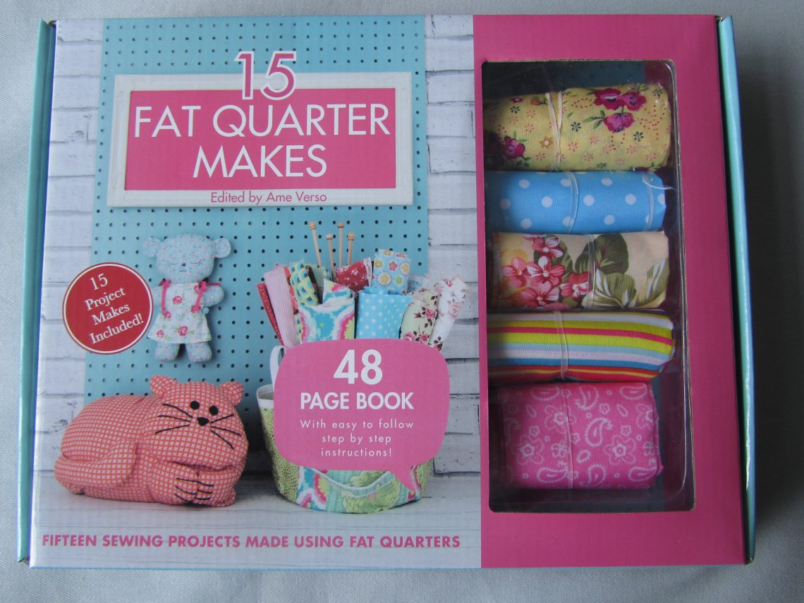 Fat Quarter Makes Kit