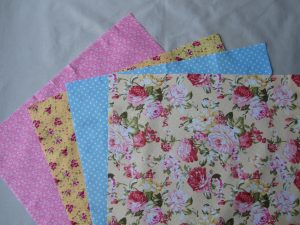 15 Fat Quarters Fabric