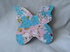 Decoupage Butterfly