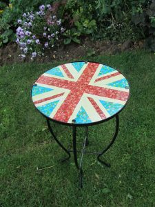 Completed table - upcycle