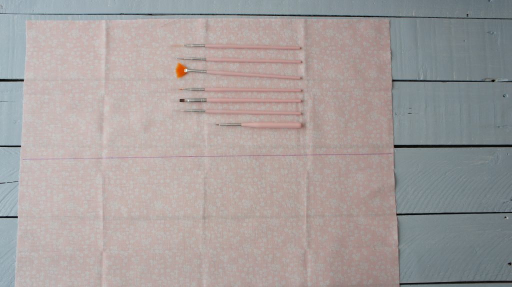 Measuring and Marking Fabric