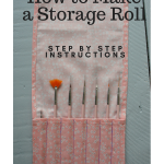 How to Make a Storage Roll