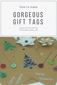 Gorgeous Gift Tags pin