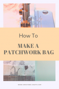 patchwork bag how to make