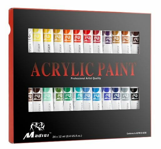 Acrylic paint Amazon