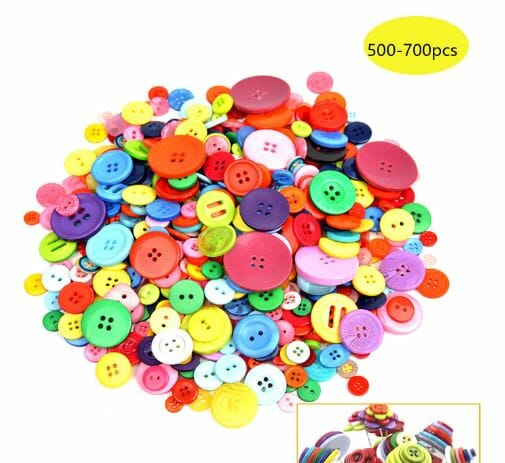 Buttons Amazon