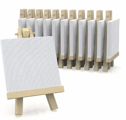 Mini Canvases Amazon
