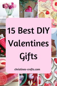 15 Best DIY Valentines Gifts