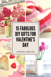 15 best DIY Valentine's Day Gifts