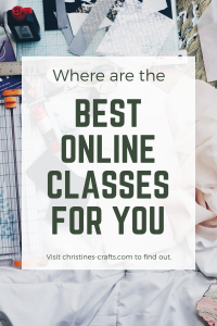 creative live online classes, gifts for crafters