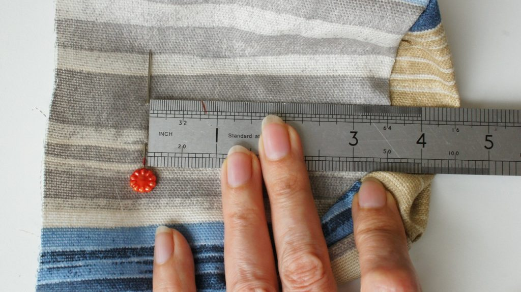 Measure Height from Base Seam